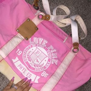3x$12 Tote PINK